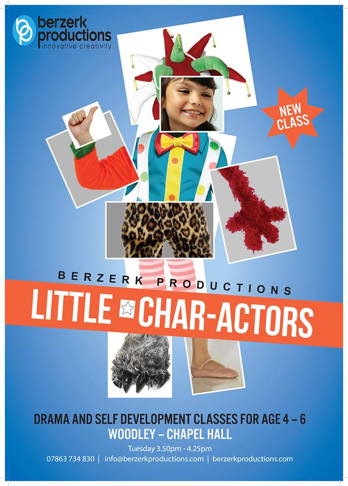Little Char-Actors Woodley